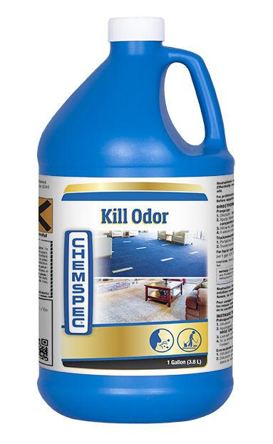 Kill odor chemspec